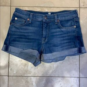 7 For All Mankind Shorts size 27